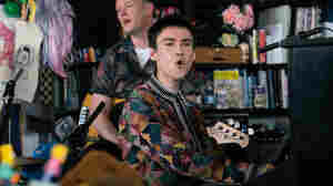 Jacob Collier: Tiny Desk Concert