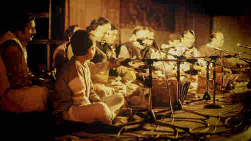Nusrat Fateh Ali Khan's Voice Offers A Sonic Refuge