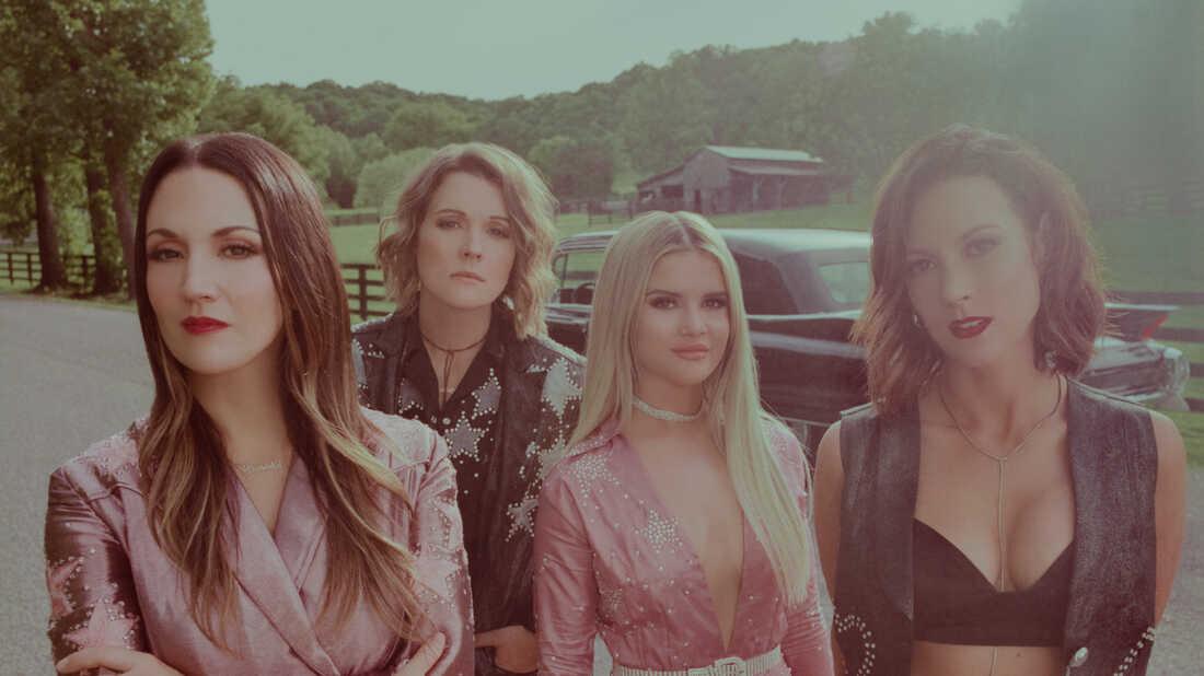 Listen: Brandi Carlile, Maren Morris, Amanda Shires, Natalie Hemby Are The Highwomen