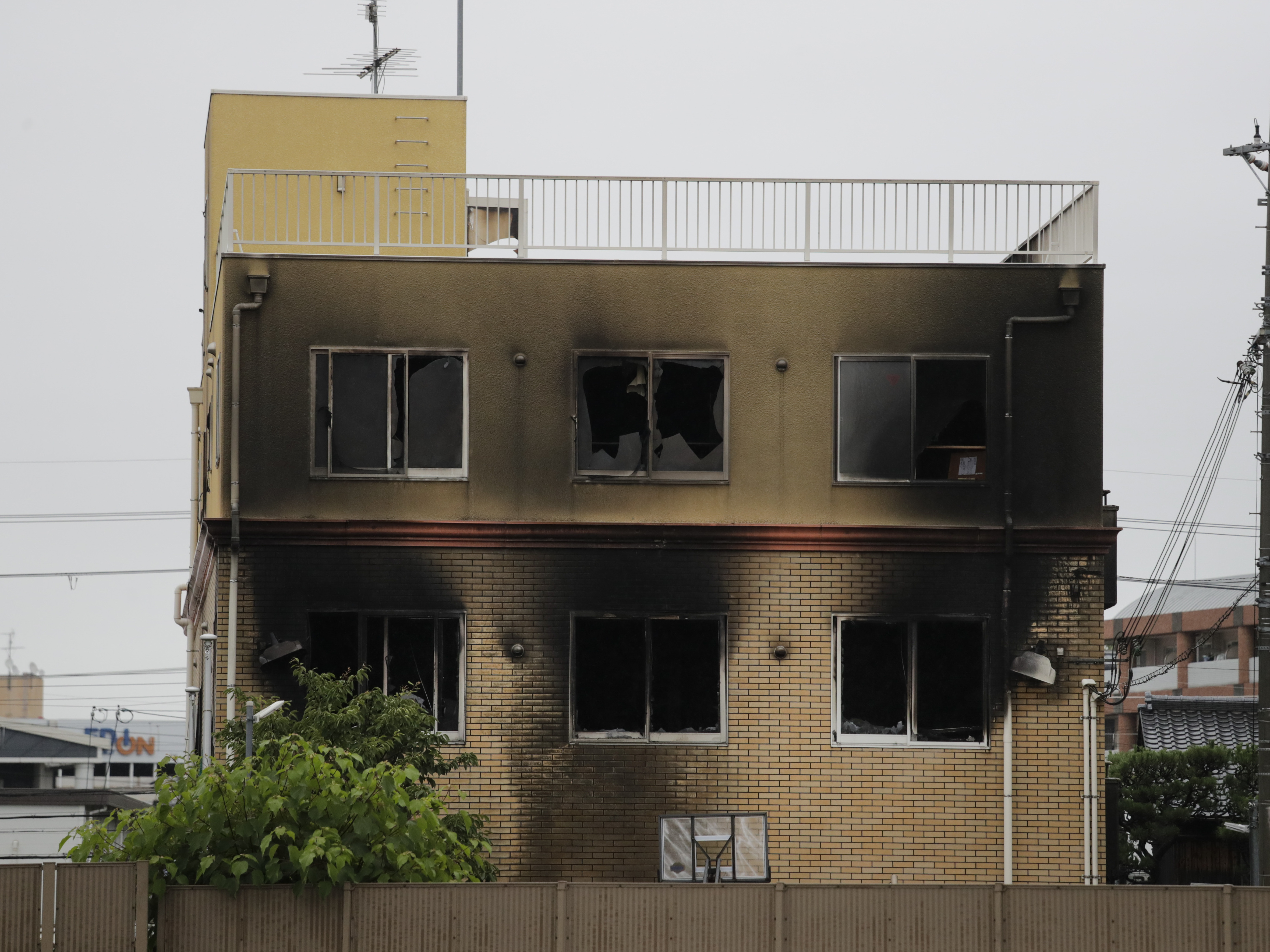 Suspected Arsonist In Japanese Animation Studio Fire Reportedly Had Criminal Record