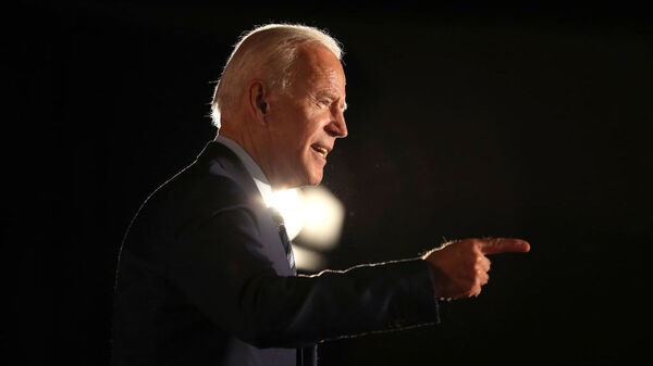 Opponents running to Joe Biden