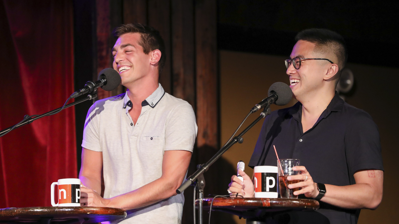 Bowen Yang And Matt Rogers: I Don't Think So, Honey!