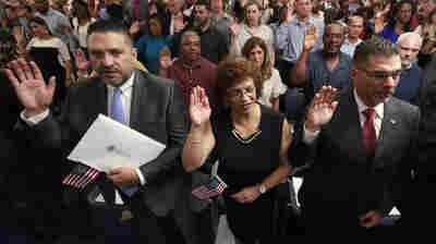 Trump Administration Revising U.S. Citizenship Test