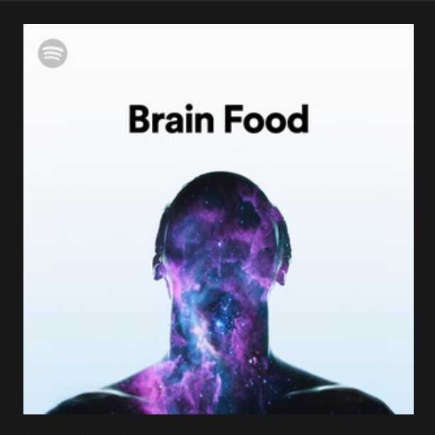 """A playlist from Spotify, described as """"Hypnotic electric for studies and what not."""""""