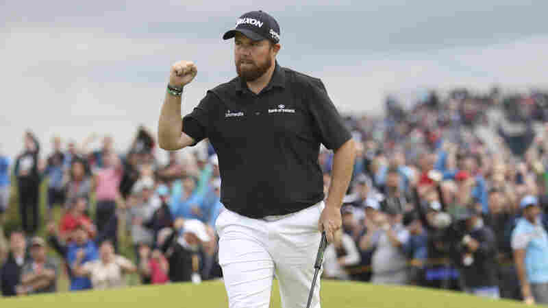 Ireland's Shane Lowry Wins British Open In His First Major Title