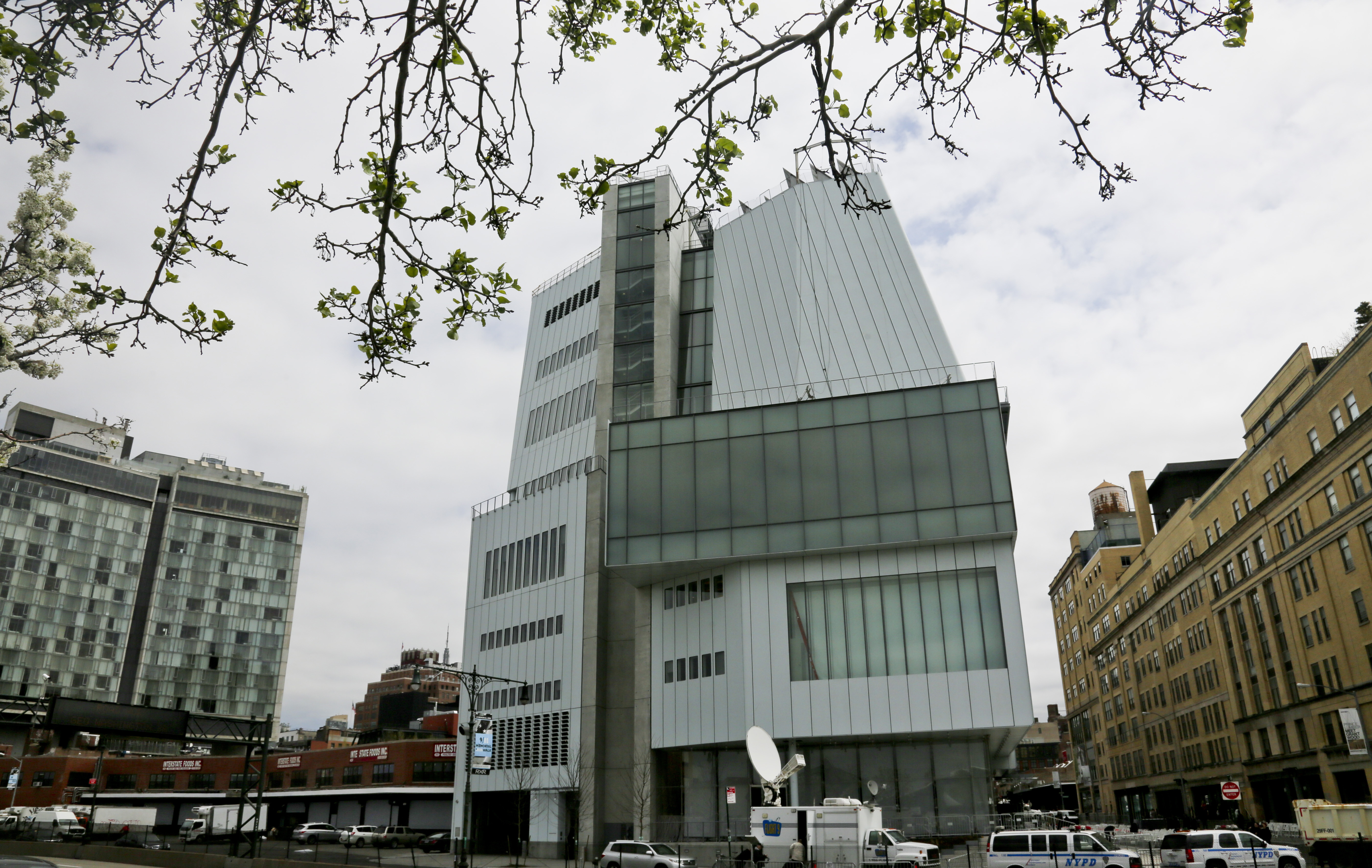 At Whitney Museum Biennial, 8 Artists Withdraw In Protest Of Link To Tear Gas Sales