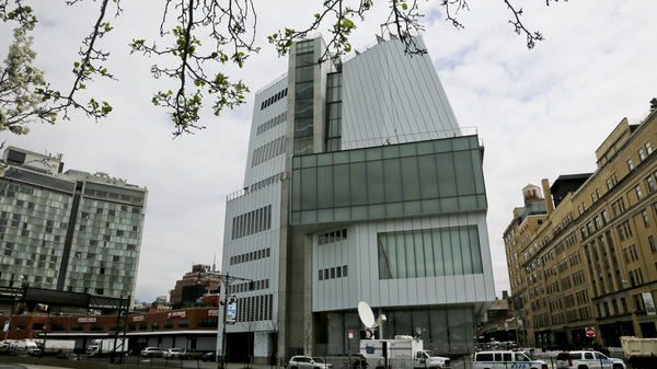 Artists are requesting that the Whitney Museum of American Art in New York remove their work from its biennial showcase over a museum board member