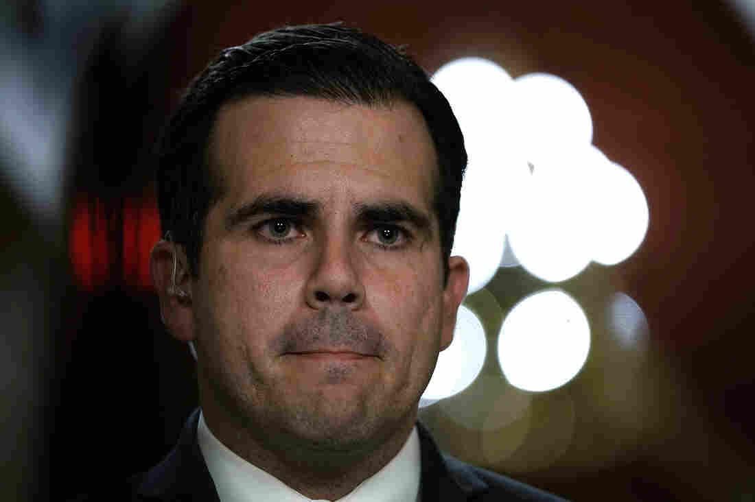 Hundreds of thousands demand Puerto Rico's governor resign
