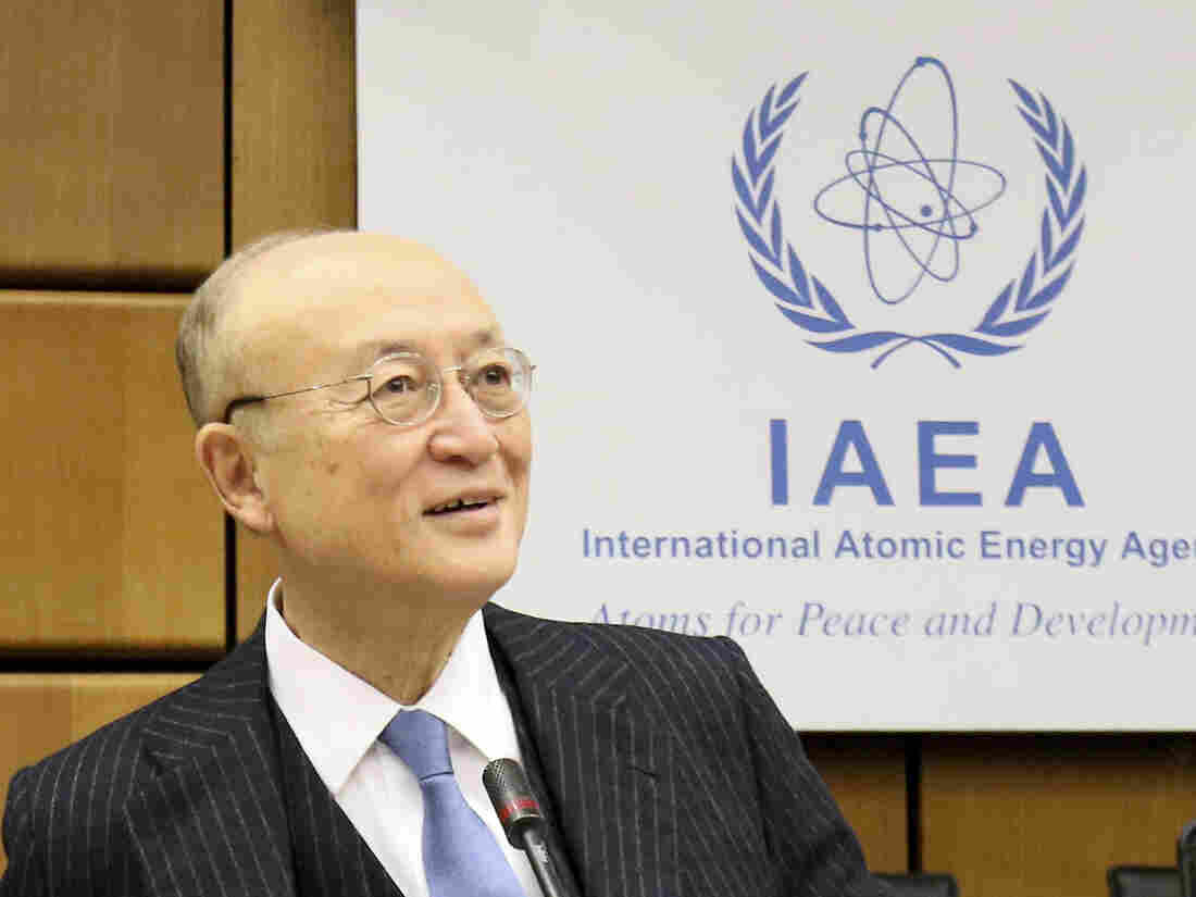 United Nations  nuclear watchdog chief Amano dies aged 72 - IAEA