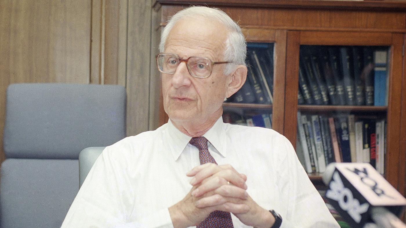 As Manhattan DA, Morgenthau Pursued Drug Dealers And Crooked Banks Alike