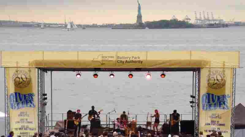 Slingshot City Scenes: Free New York City Concerts