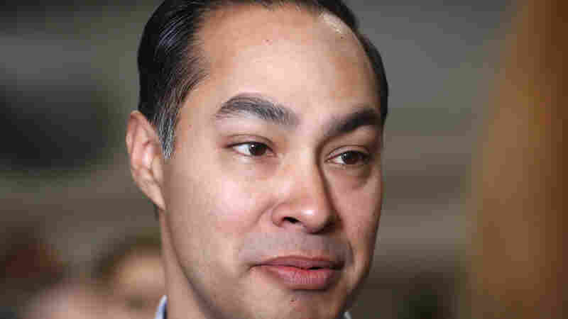 Julián Castro Says Trump Is 'The Biggest Identity Politician' In Recent History