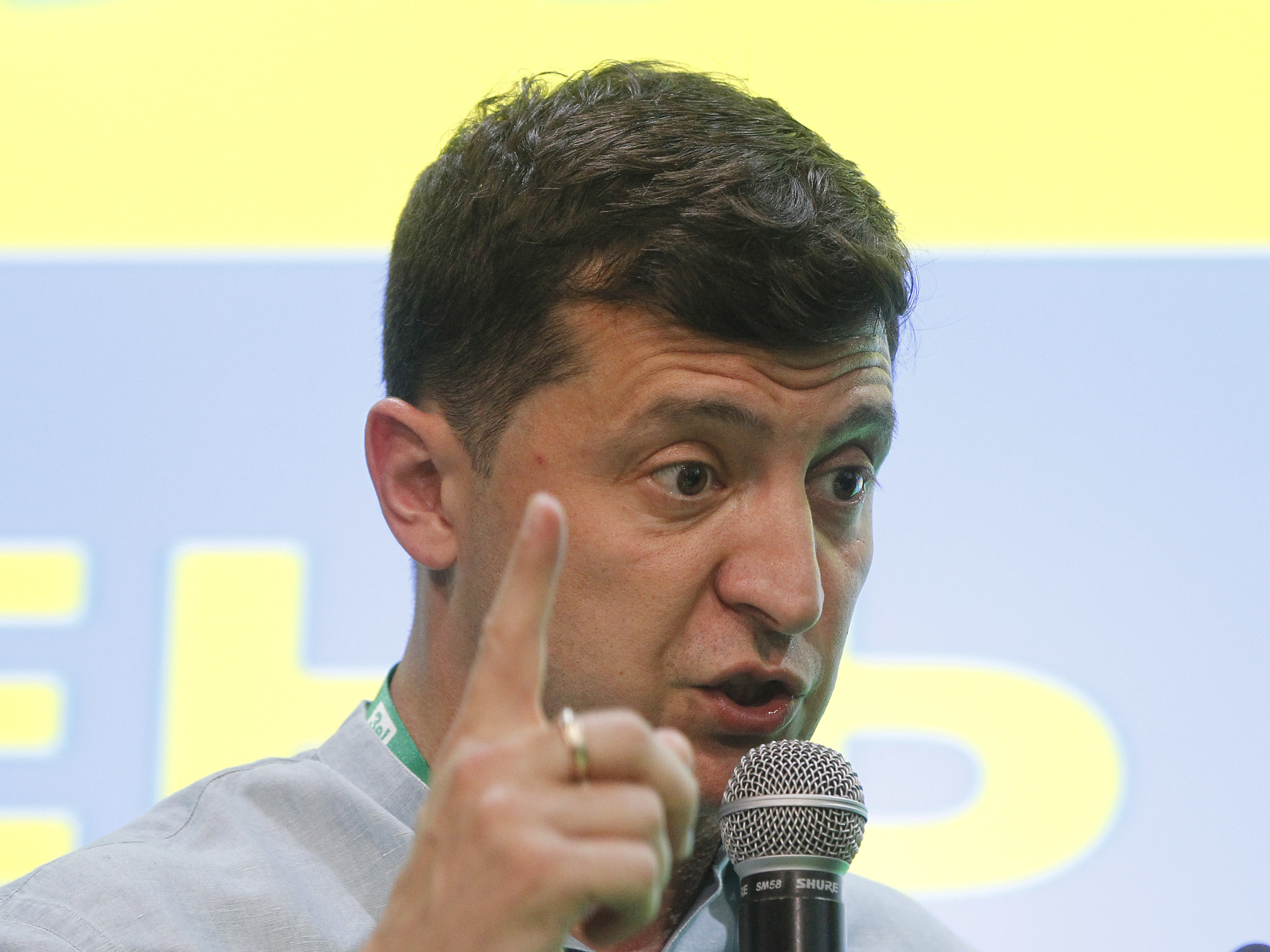 Ukrainian President's Party Wins Snap Elections In Bid To Consolidate Power