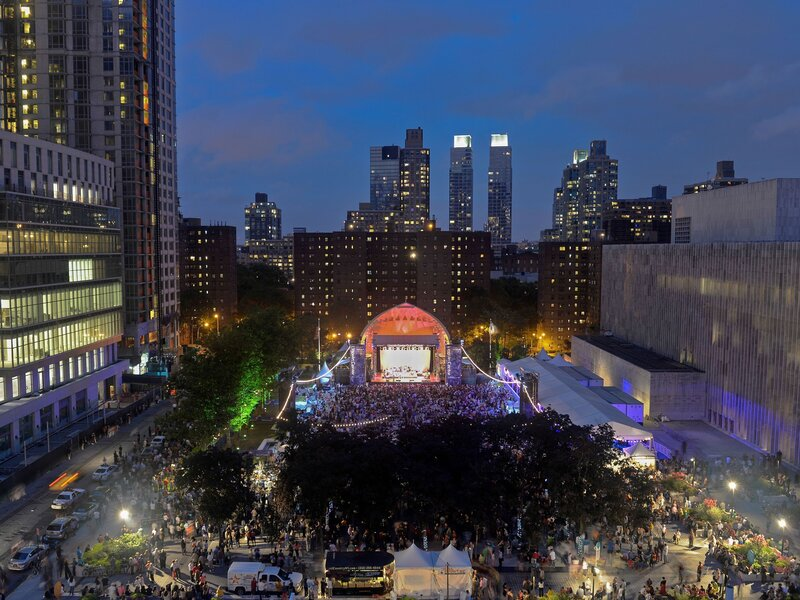 Slingshot City Scenes: Free New York City Concerts : NPR