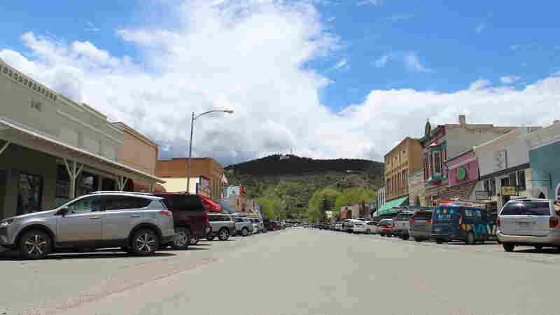 How A 'Perfect Storm' Cut Off Water To This Colorado Town