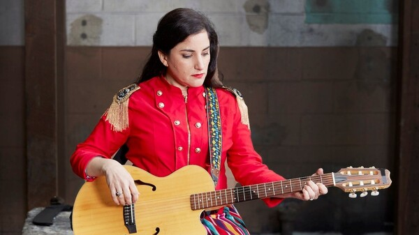 Vocalist andcomposer Ani Cordero continues to use her music to confront injustice.