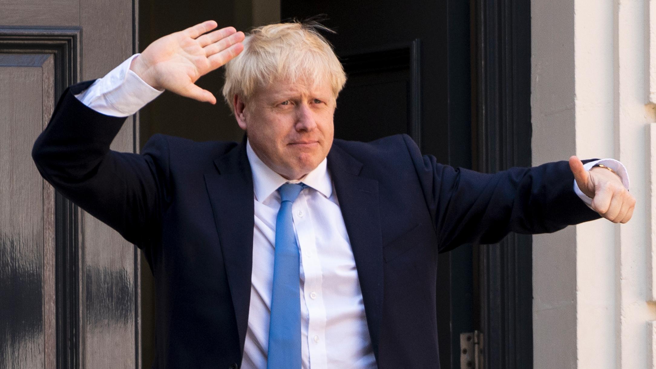Boris Johnson Will Become U.K.'s Next Prime Minister, Winning Party  Election : NPR