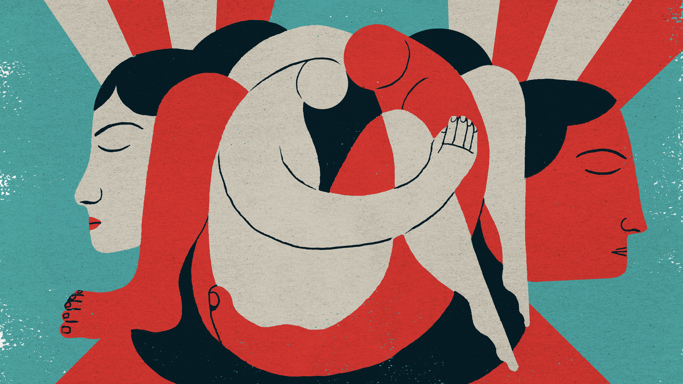 Can T Do My Job Because Of Anxiety how to help your anxious partner — and yourself : shots