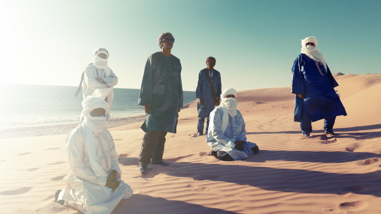 Mali's 'Guitar Gods' Tinariwen Receive Racist Threats Ahead Of U.S. Tour