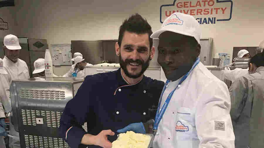 The Artisanal Gelato Makers Of Mozambique