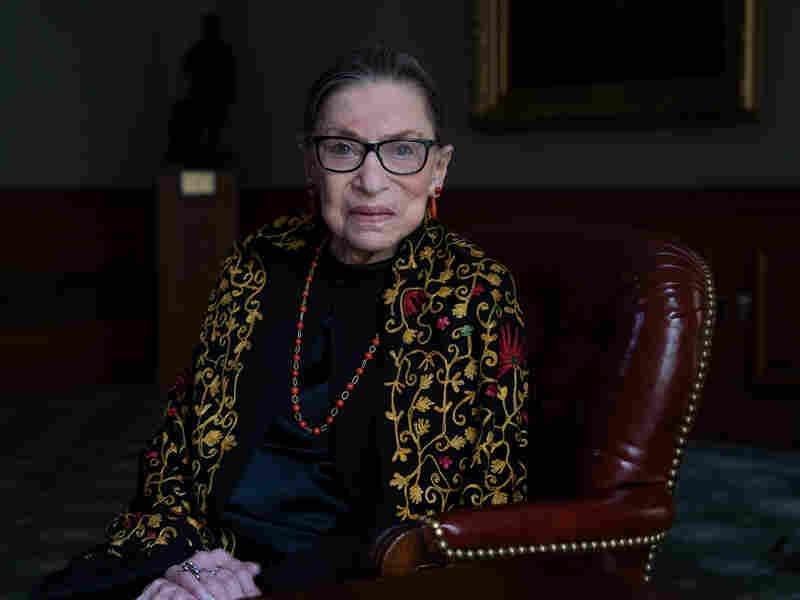 Justice Ruth Bader Ginsberg
