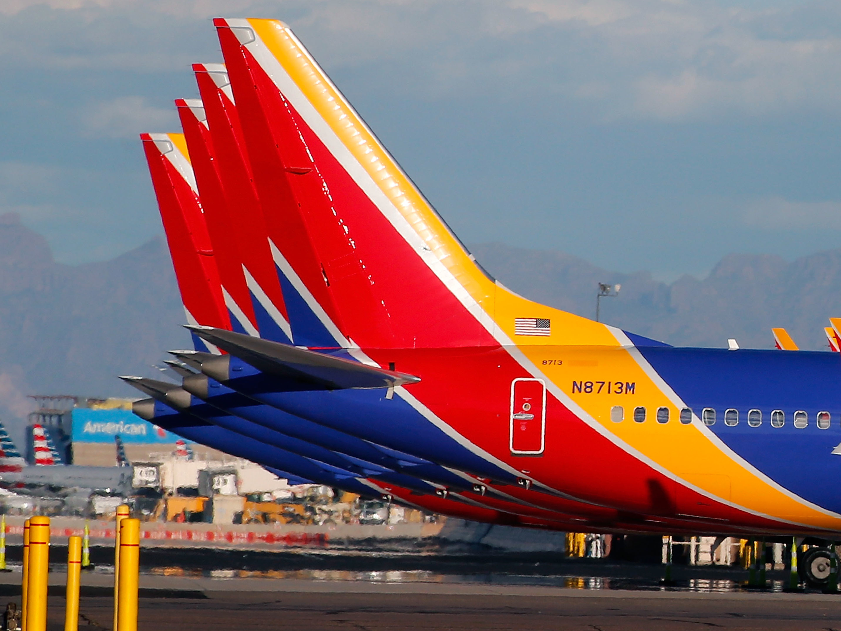 As 737 Max Grounding Drags On, Boeing's Bottom Line Takes A Hit