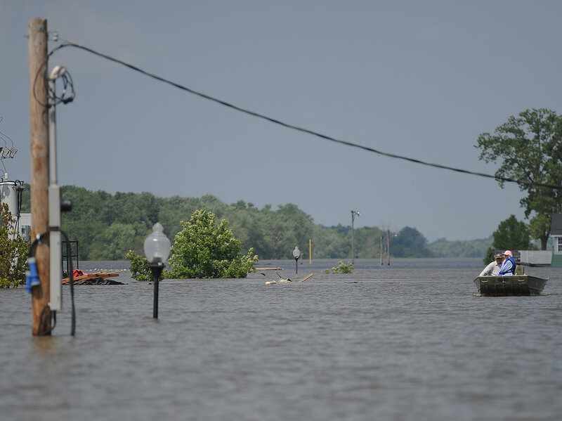Small Towns Fear They Are Unprepared For Future Climate