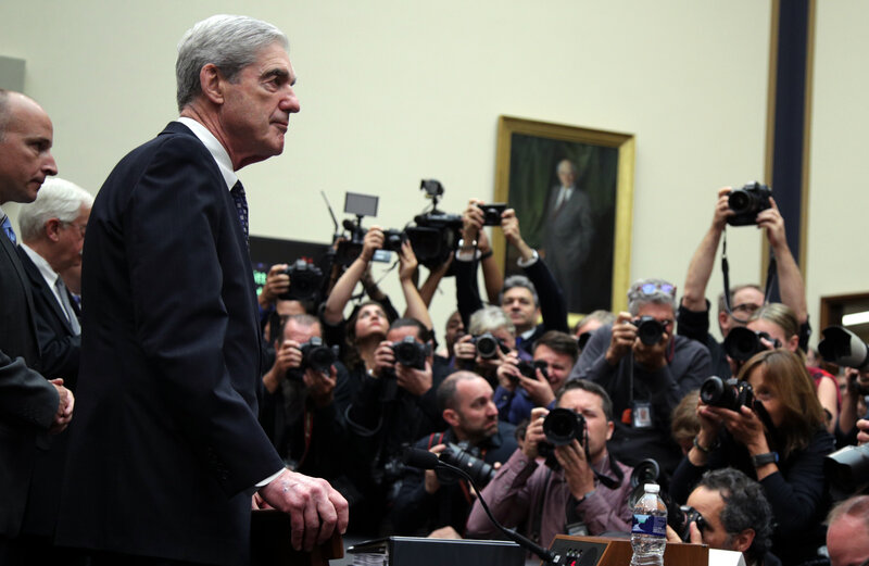 Image result for mueller testimony congress