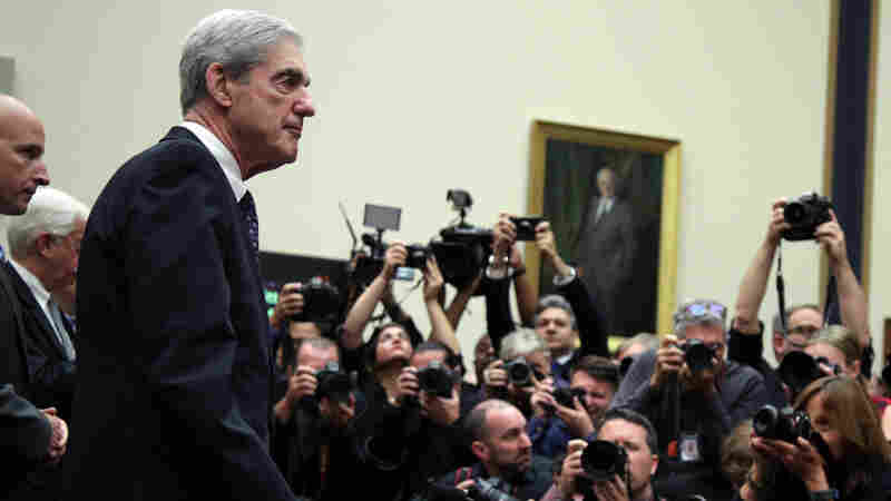 READ: Robert Mueller's Opening Statements Before Congressional Hearings