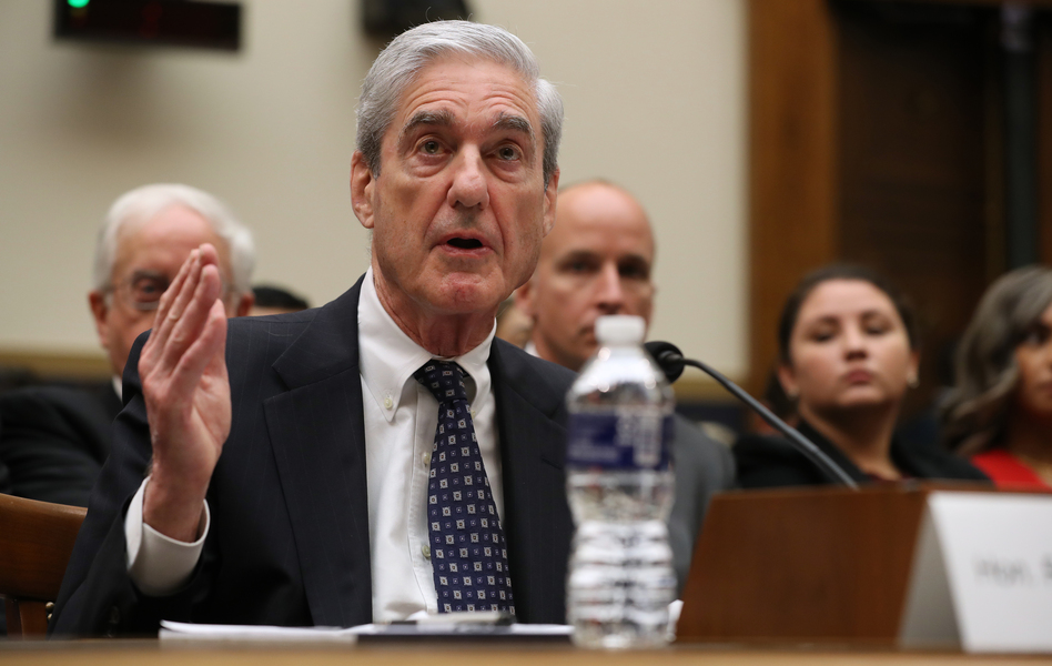 Former special counsel Robert Mueller testifies Wednesday before the House Judiciary Committee about his report on Russian interference in the 2016 presidential election. (Chip Somodevilla/Getty Images)