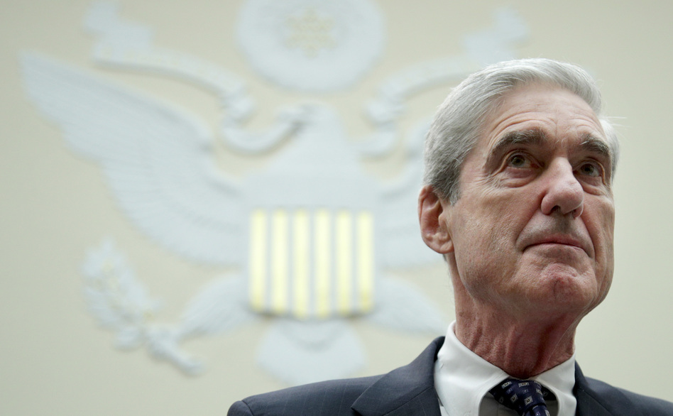 In A Bitterly Divided Nation, Will Robert Mueller's Testimony Change