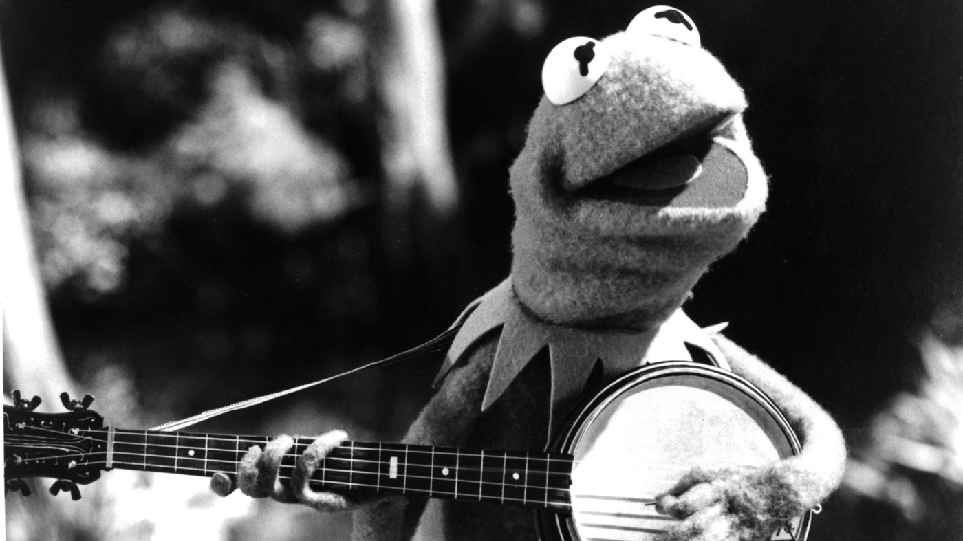 The Muppet Movie At 40 Kermit Fozzie And A Lot Of Good Songs Npr
