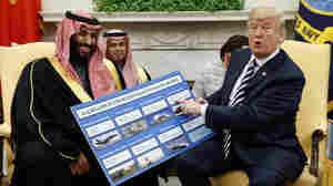Trump Vetoes Bills Intended To Block Arms Sales To Saudi Arabia