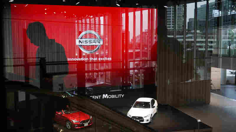 Nissan Is Cutting 12,500 Jobs; Latest Sign Of Trouble For The Auto Industry