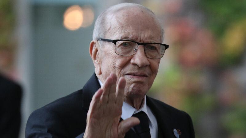 Beji Caid Essebsi Died As Tuni...