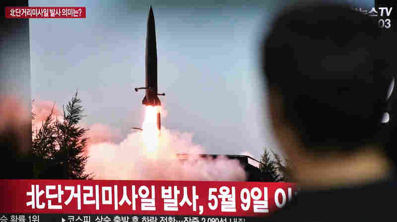 North Korea Conducts Missile Tests While Bolton Meets With Officials In Seoul