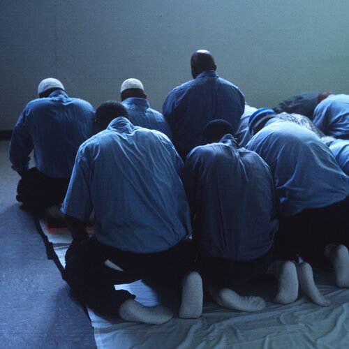Muslims Over-Represented In State Prisons, Report Finds