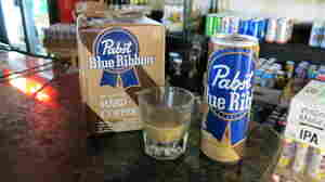 Pabst Blue Ribbon Seeks Buzz With Hard Coffee