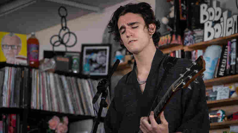 Tamino: Tiny Desk Concert
