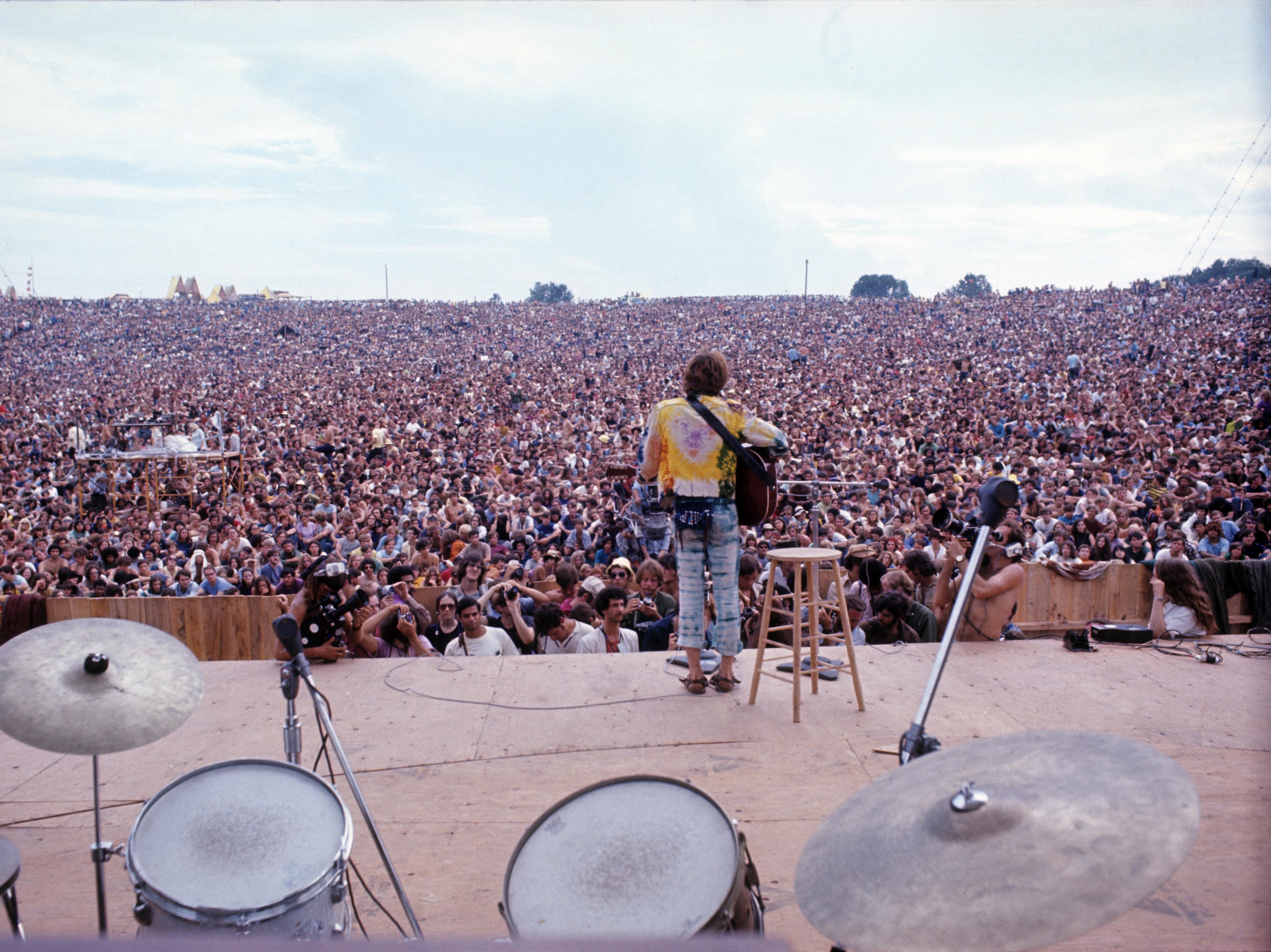 Woodstock At 50: The Unheard Recordings