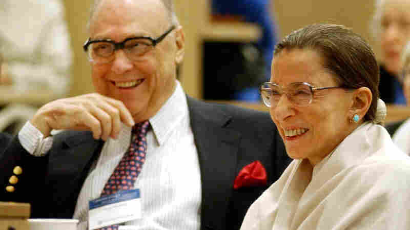 Ruth Bader Ginsburg On Love And Other Things