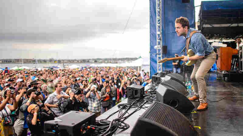 Listen Live: Newport Folk Festival 2019