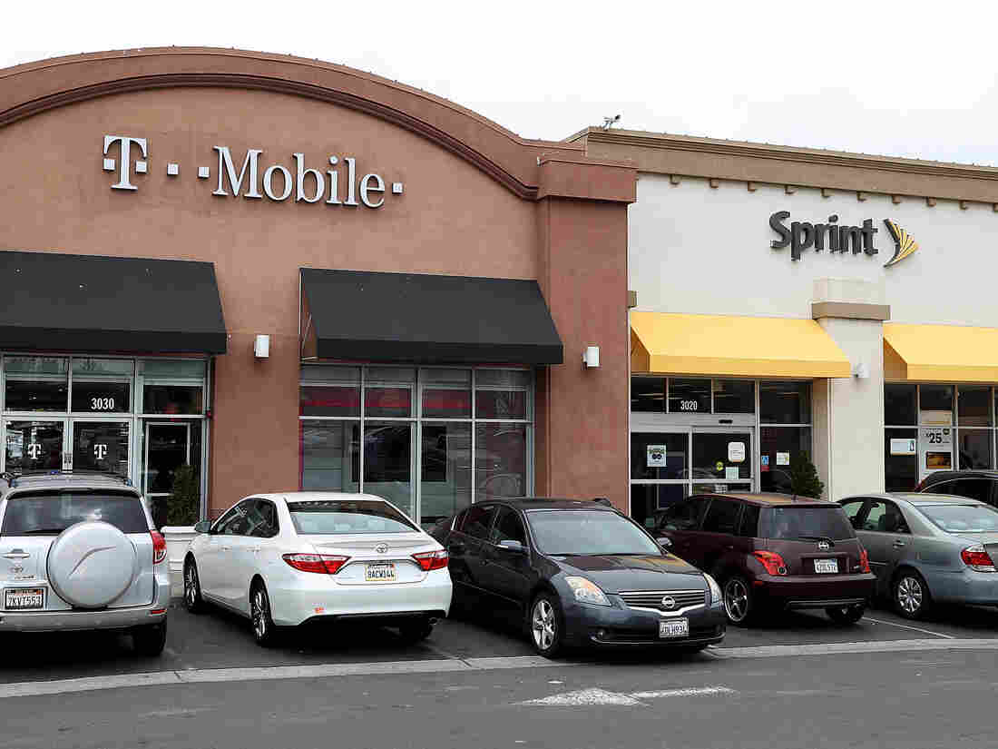 Feds approve T-Mobile's $26.5 billion takeover of Sprint