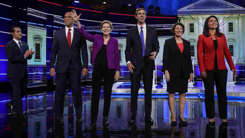How to watch the second Democratic Debate