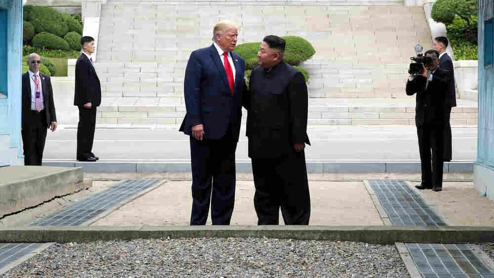 Despite 'Loss Of Faith' In Kim Jong Un, The U.S. Tries Again For A Nuclear Deal