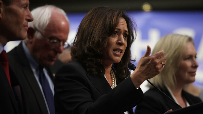 Kamala Harris Releases 'Medicare For All' Plan With A Role