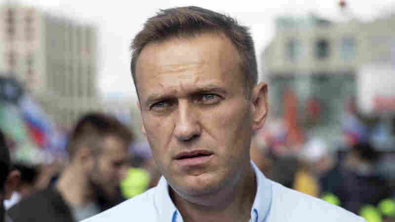 Putin Opposition Leader Jailed Again After Suspected Poisoning