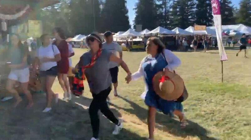 Garlic Festival 2020.Gilroy Garlic Festival Shooting Boy 6 And Girl 13 Among