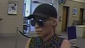 Feds Say They've Arrested Suspected 'Pink Lady Bandit' Behind Four Bank Robberies