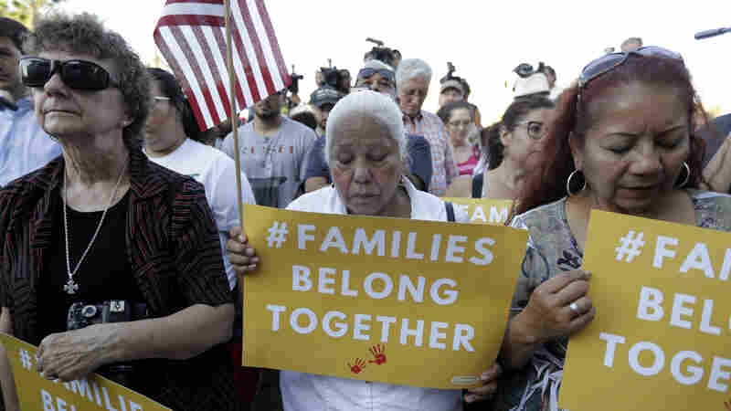 ACLU: Administration Is Still Separating Migrant Families Despite Court Order To Stop